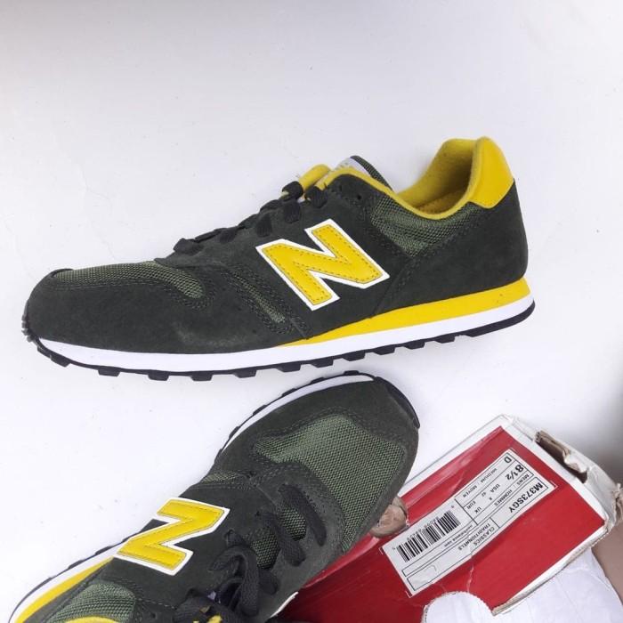... harga Sepatu asli new balance 373 sgy. sneakers original pria. obral  murah Tokopedia. 1dbeedecfa
