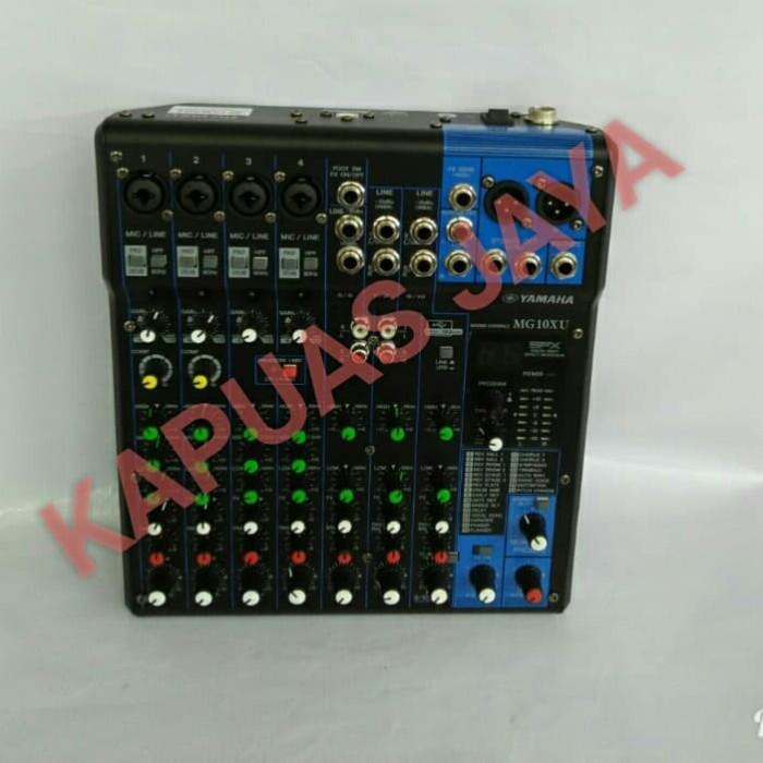 harga Mixer audio yamaha mg10xu / yamaha mg-10xu Tokopedia.com