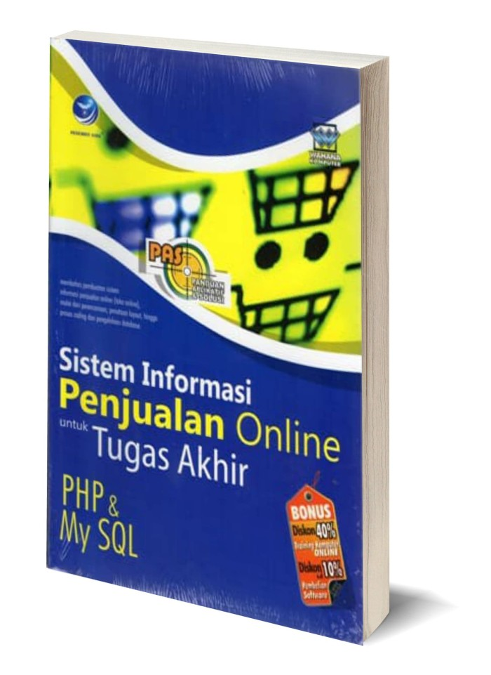 harga Sistem informasi penjualan online untuk tugas akhir php & mysql Tokopedia.com