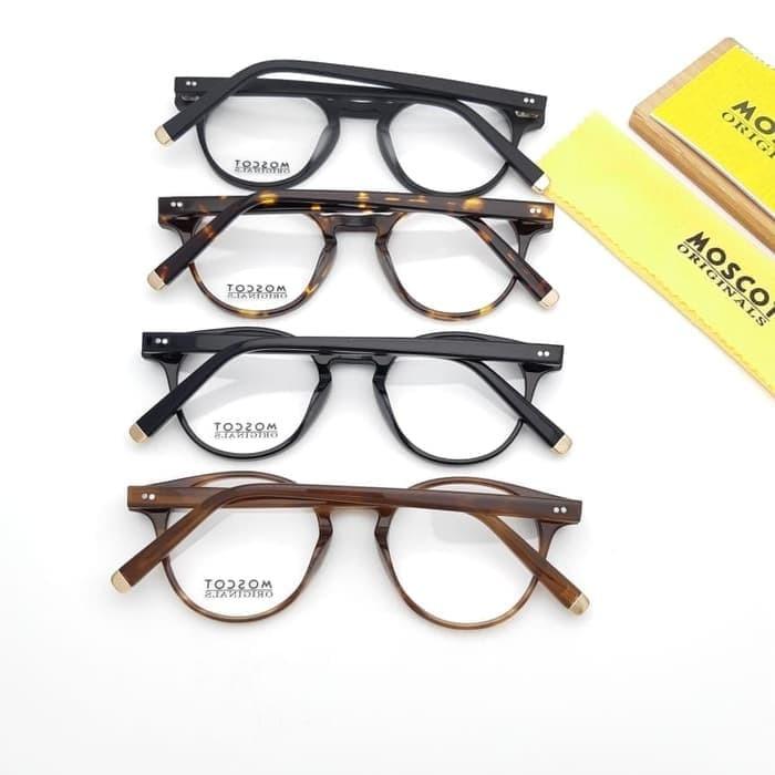 frame Kacamata Moscot Frankie pria wanita kualitas supe Kacamata Mewah 4e71ff88ad