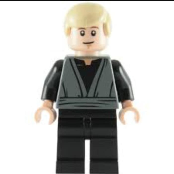 Jual Lego Star Wars Luke Skywalker Original Minifigure Tokobrick