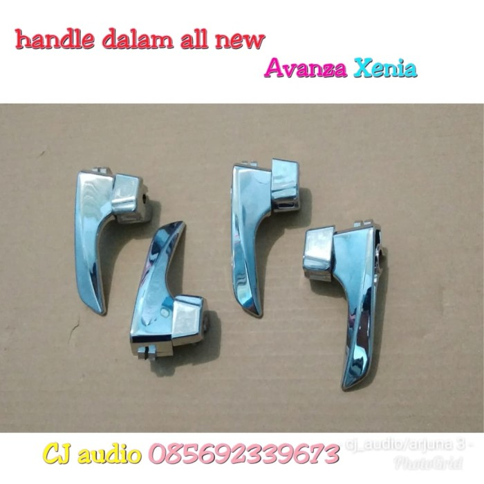 Foto Produk Tuas tarikan handle dalam all new xenia avanza veloz chrome original dari CJ_AUDIO