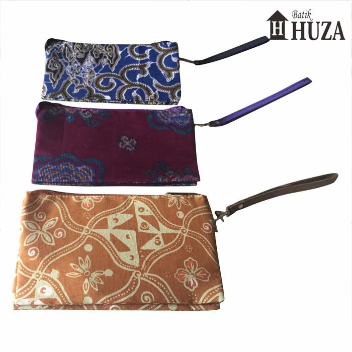 harga Batik huza dompet hp batik Tokopedia.com