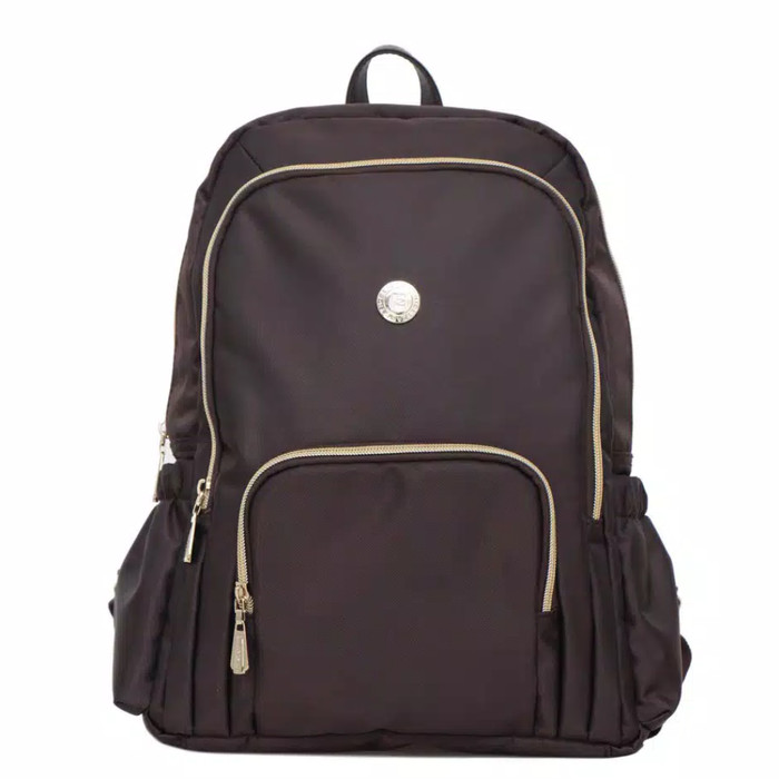 Jual Mallory Backpack Coffee  e74fc5f158