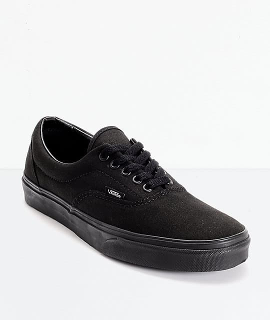 Sepatu Vans Authentic Full Black Full Hitam  Hitam Waffle ICC Termurah -  Hitam 7f8f239c13