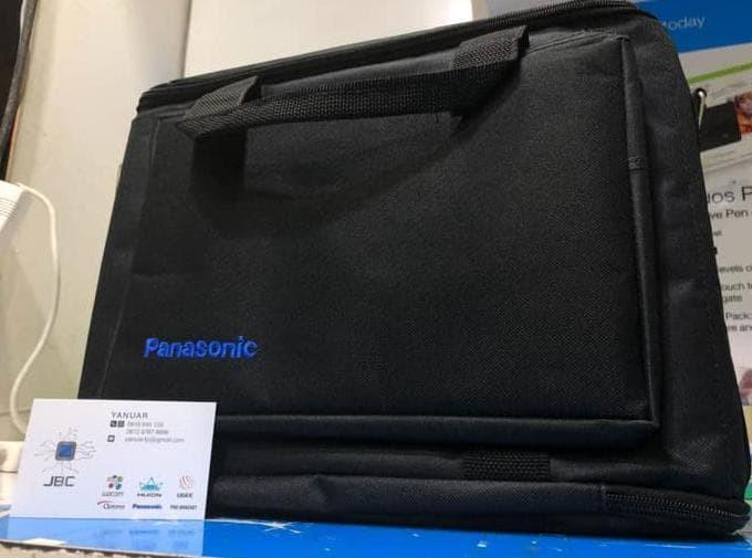 Jual Promo Tas Proyektor Original Panasonic Bisa Dipakai Di - diann ... decc50f0a4