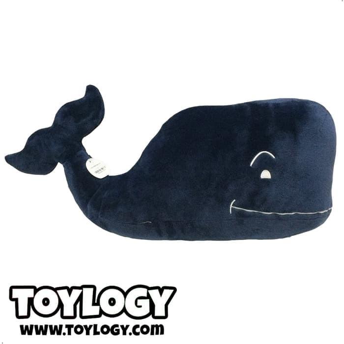 Dijual Boneka Ikan Paus Biru ( Blue Whale Stuffed Plush Animal Murah