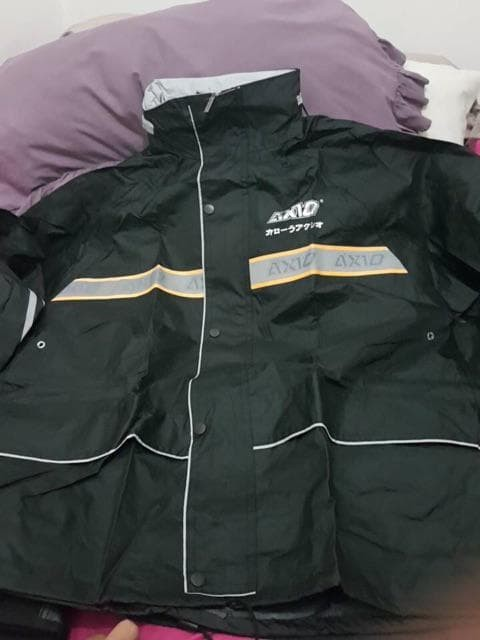 Jual Jas hujan axio europe 882 original size M L zs00 - Hitam - zas.store | Tokopedia