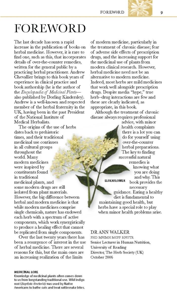 herbal remedies eyewitness companions