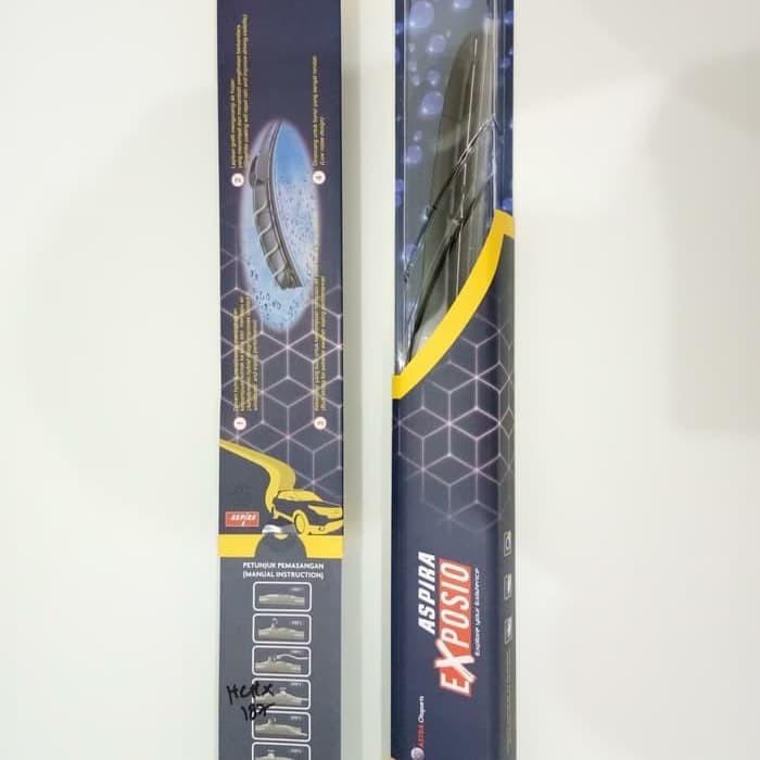 harga Wiper blade aspira exposio 14 Tokopedia.com