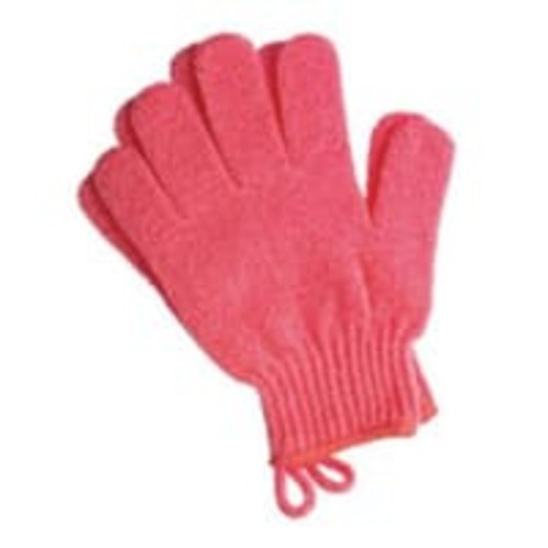The Body Shop Bath Gloves Pink With Loop