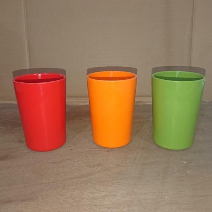 Gelas M250   Gelas Minum   Gelas Melamin   Gelas Unica 300 ml