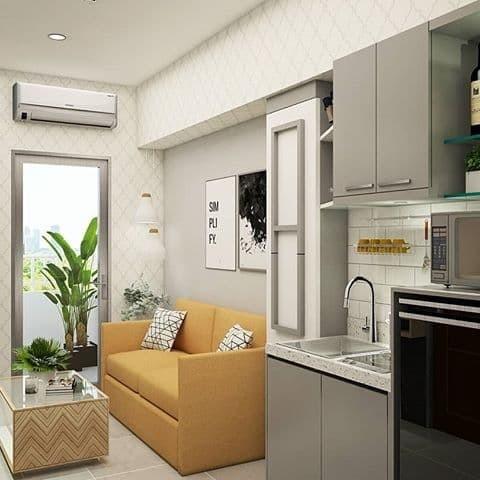 Tip Desain Interior Apartemen 2 Bedroom