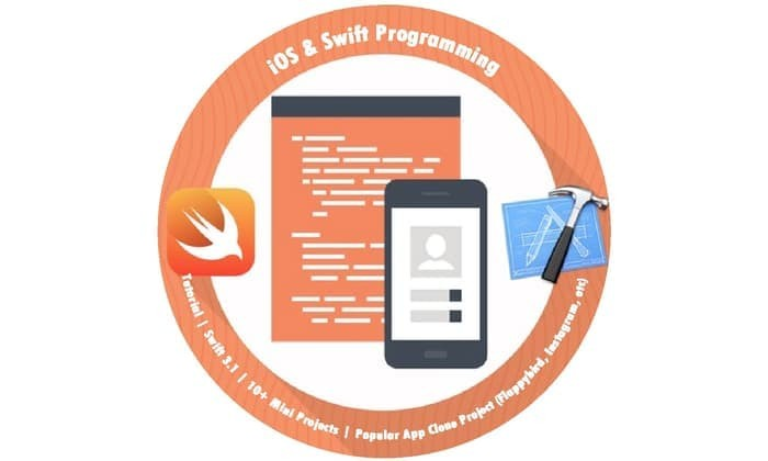 Jual DVSWF01 - DVD Tutorial Swift iOS Programming & Project & Extra Edition  - KamiKamu | Tokopedia