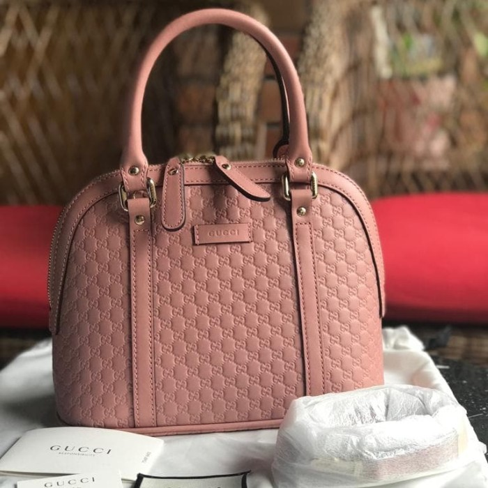 7d38103f6 Jual Gucci alma guccissima small pink - Kota Surabaya - Ladies ...