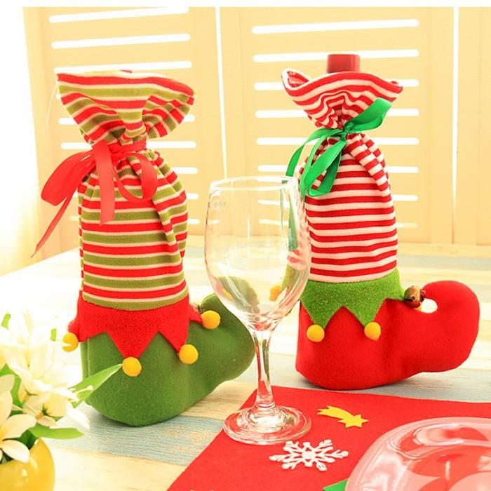 Jual Renda Impor Smiry 1 Pc Lucu Kartun Santa Claus Elf Botol Anggur Merah Kab Tabalong Ima Shoppku Tokopedia