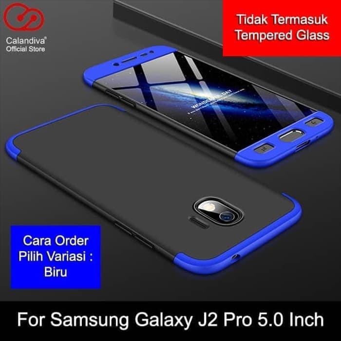 lowest price 3bf32 cac4e Jual 360 Hard Case Front Back Full Body Casing Samsung J2 Pro 2018 Plastik  - DKI Jakarta - Tokosidiia Acc   Tokopedia