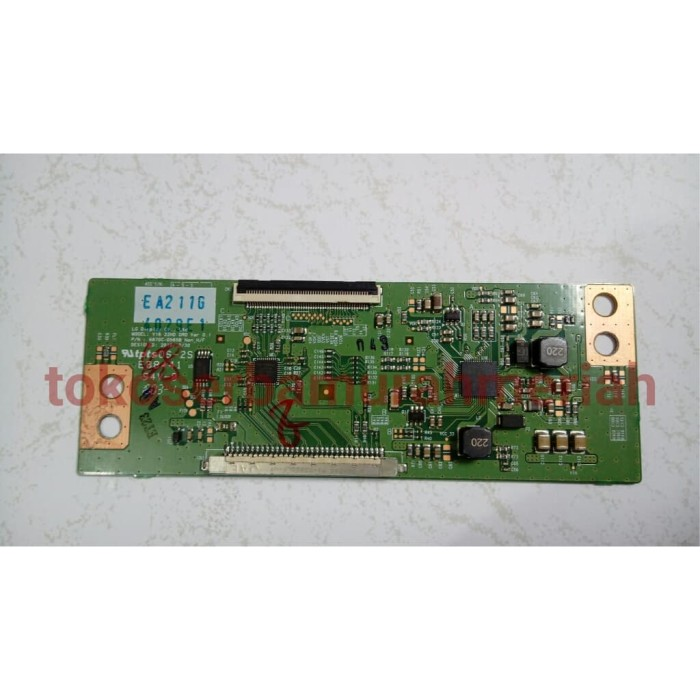 harga T con led lcd lg 32lf580n-za / 32lx320c tikon lg lcd led lg tv 32 Tokopedia.com