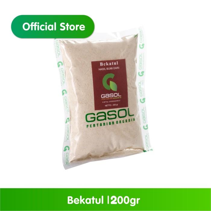 Foto Produk GASOL Organik Tepung Bekatul 200Gr / Organic Rice Brand dari Gasol Organik Indonesia