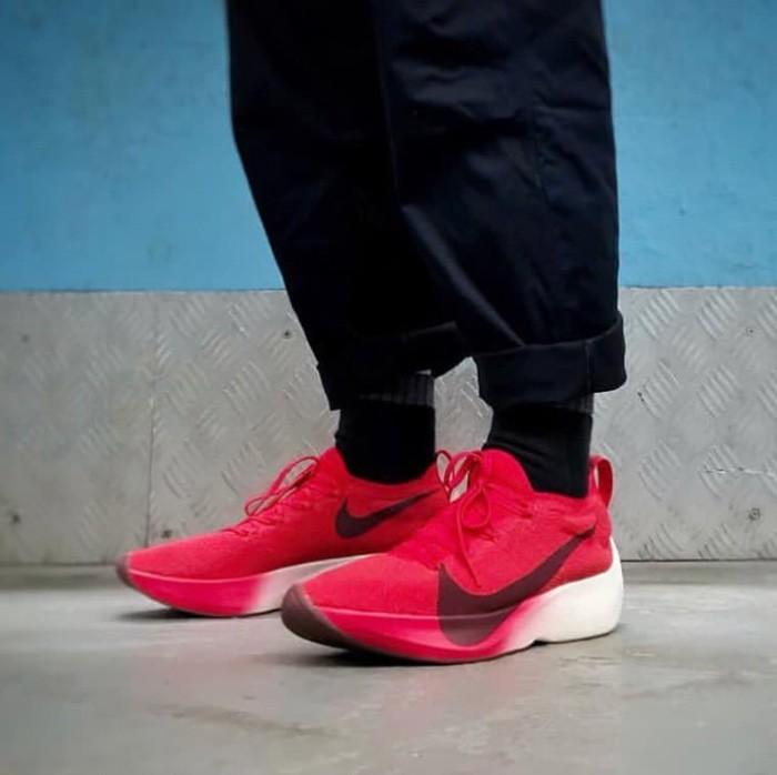 on sale 91b87 cf01e Jual FREE ONGKIR SNEAKER Nike Air Vapormax Street Flyknit Red Premium -  Jakarta Utara - Erguir Store | Tokopedia