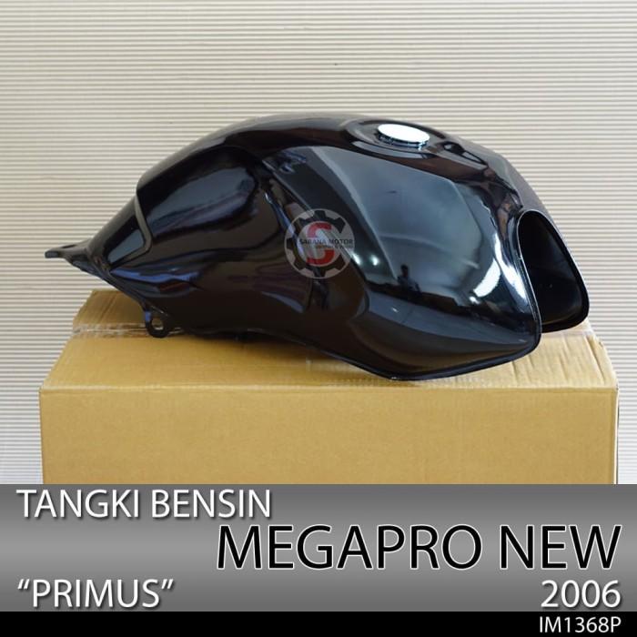 harga Tangki bensin tengki motor megapro new primus 2006 hitam tebal Tokopedia.com