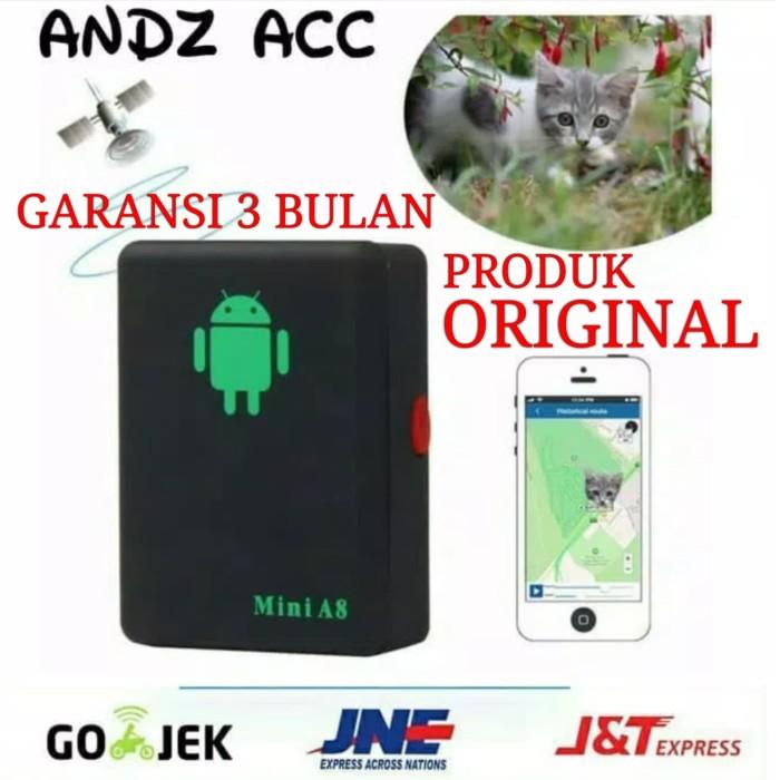 Foto Produk Alat Sadap Suara Mini A8 GSM / GPRS / GPS dari Sukses 88 Computer