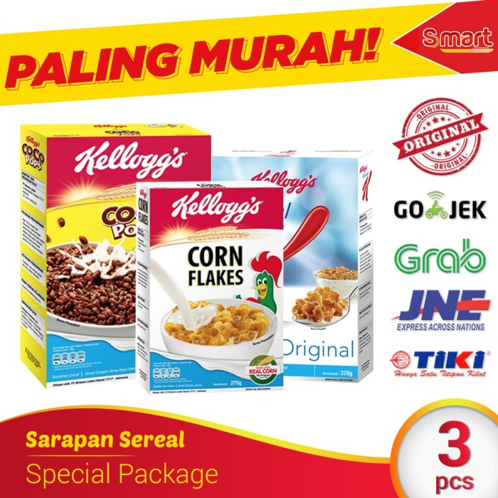 Sarapan Sereal Special Package