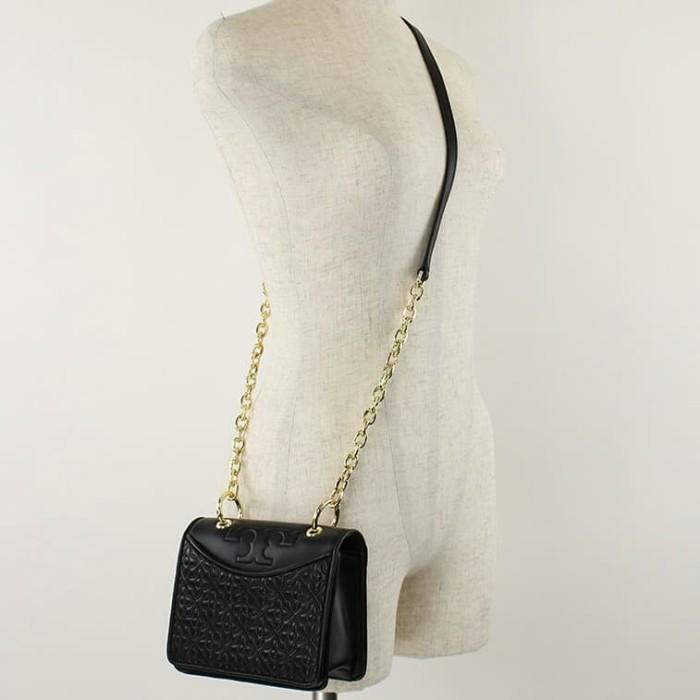 89c1a160d5e Jual TORY BURCH Bryant Mini shoulder bag black - Kota Tangerang ...