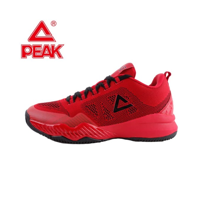 Peak Sepatu Basket Peak Terrence Romeo 2 - EW8207a Red