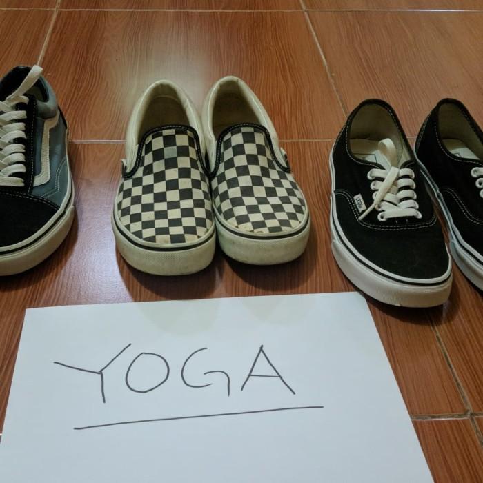 2fc0810892b Jual vans original - yoga aris saputra