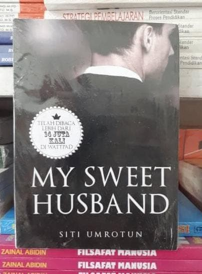 Jual My Sweet Husband By Siti Zumrotin (Novel Wattpad) - Jakarta Barat -  mediastoree | Tokopedia