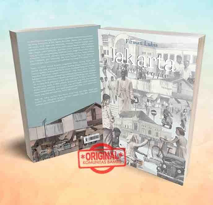 Foto Produk Jakarta 1950-1970 dari Official Buku Kobam