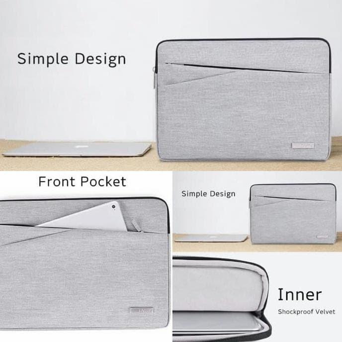 Tas Laptop Case Sleeve Bag Notebook Macbook Asus Hp 11 13 14 15 Inch -. Toko  dalam status moderasi d7c8b1ce53