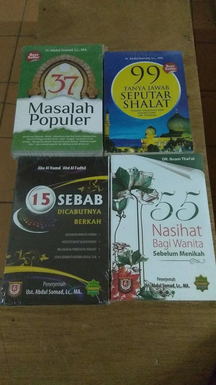 Jual Buku Ustad Abdul Somad Lc 4 Buku 99 Tanya Jawab Seputar Shalat Pa Jakarta Pusat Sitaasshop