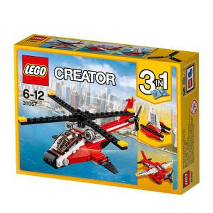 Jual Lego Creator 3 In 1 31057 Air Blazer Set Building Toy City