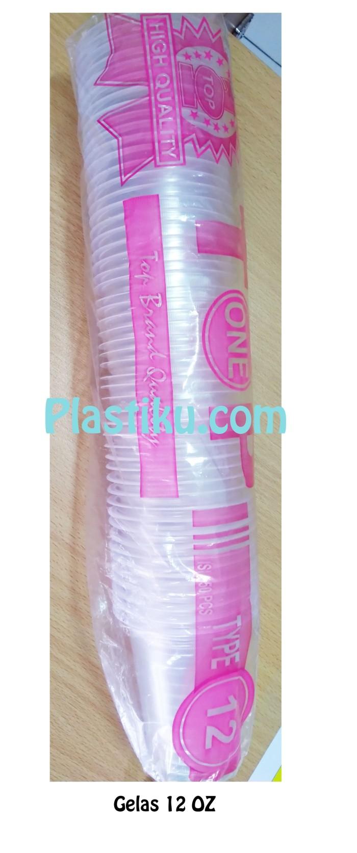 Foto Produk Gelas plastik 12 OZ dari toko plastiku