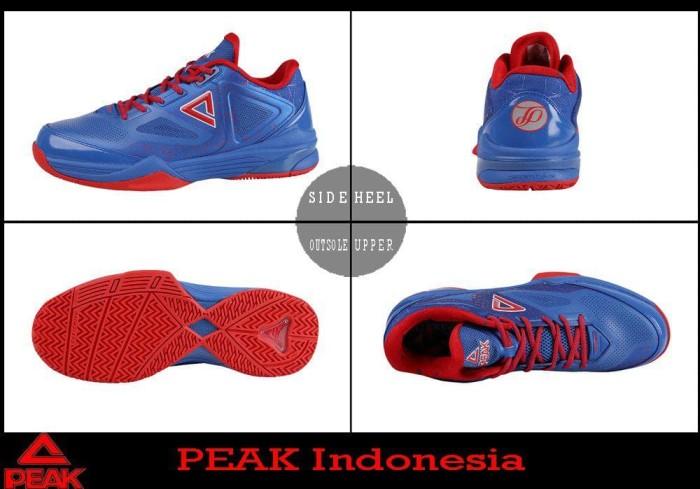 Peak Tony Parker Iii Low Sepatu Olahraga Basket Pria Wanita - Daftar ... 6bc978d213