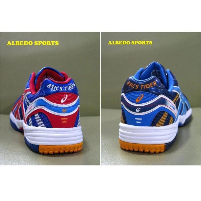 Jual Menarik Asics Tiger Sepatu Tennis Tenis Nike Adidas Babolat New ... c11d288f43