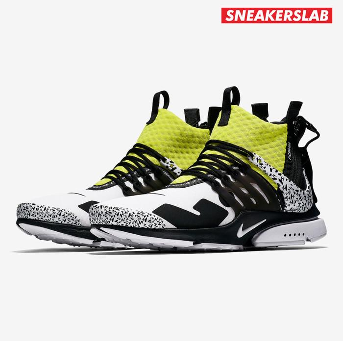 Jual Acronym x Nike Air Presto Mid