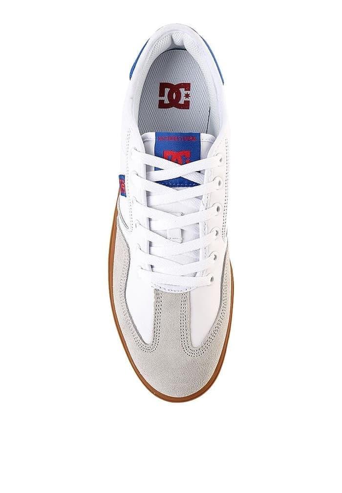 Jual Sepatu DC Vestrey Men Original Sneakers - White Gum - Garfield ... bd1afa4f74