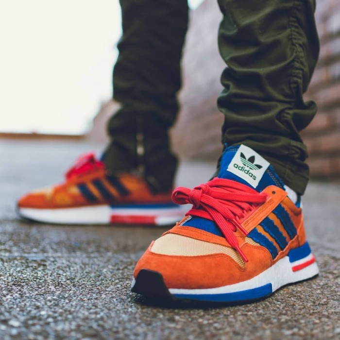 buy popular 3754e 9f4bd Jual Adidas x Dragon Ball Z Son Goku - Kota Batam - Dame Supply | Tokopedia