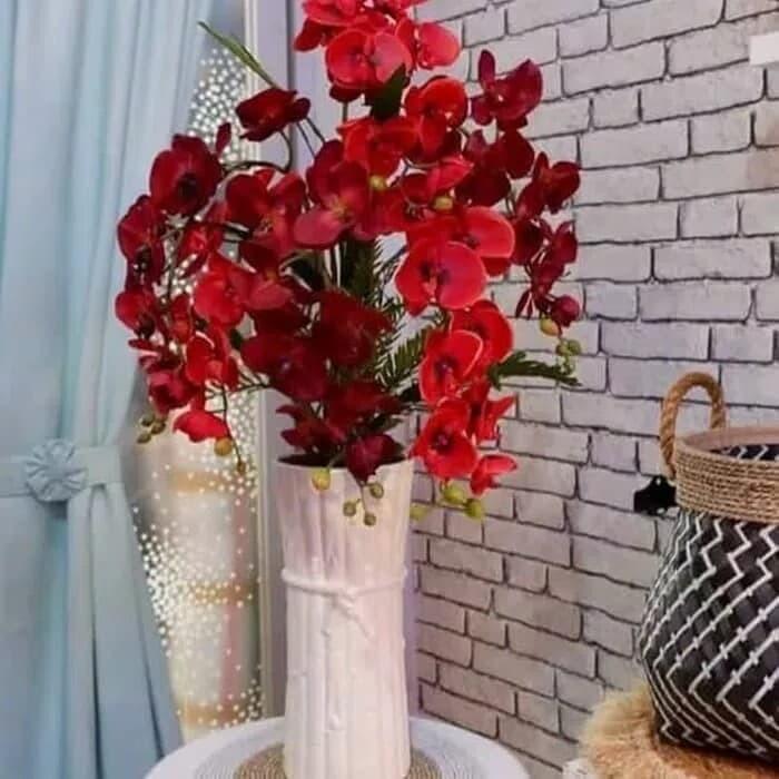Jual Vas Bunga Hiasan Rumah Kab Kediri Camsaft Tokopedia