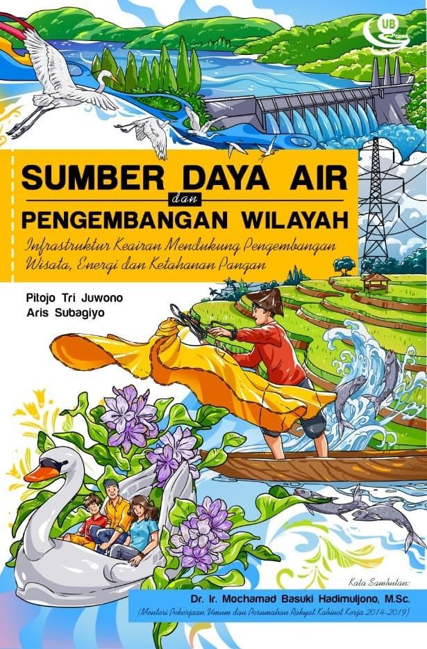 Jual Buku Original Sumber Daya Air Dan Pengembangan Wilayah Kab