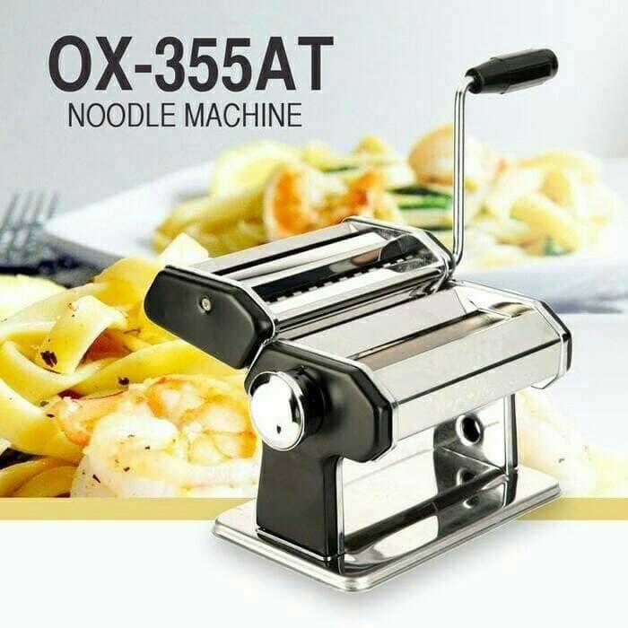 OXONE noodle machine OX 355 AT/alat gilingan mie molen pasta maker