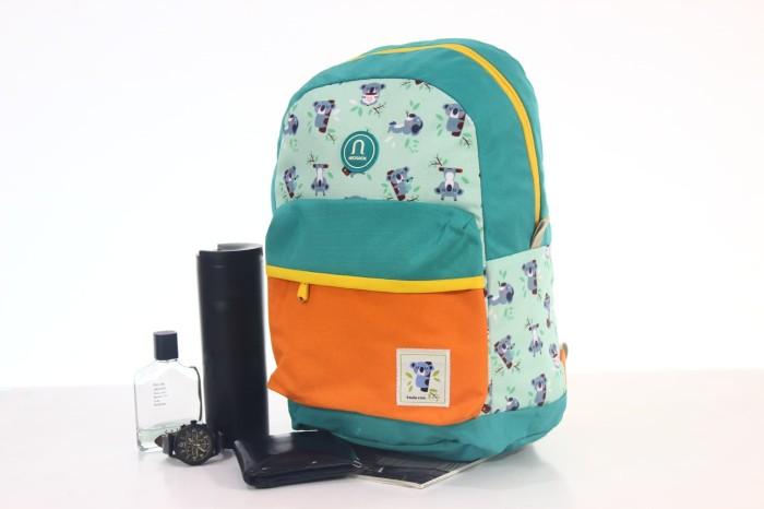 harga Tas ransel / tas backpack / tas sekolah neosack panda Tokopedia.com