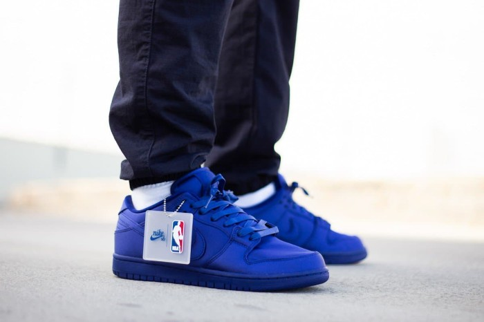 online store f8a42 1788b Jual NBA x Nike SB Dunk Low ' Deep Royal Blue' - Kota Depok - TwntyVIBES |  Tokopedia