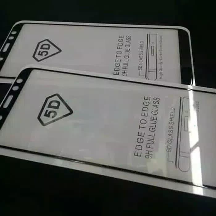 Xiaomi Mi A2 /6X temper glass 5D full cover