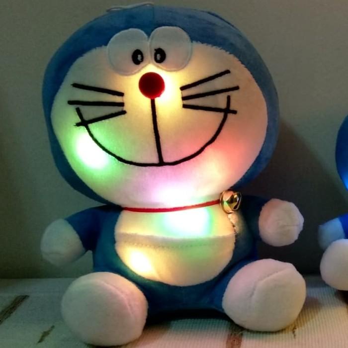 Jual Boneka Nyala Doraemon   Boneka LED Doraemon - gifthouseindo ... f1937024f6