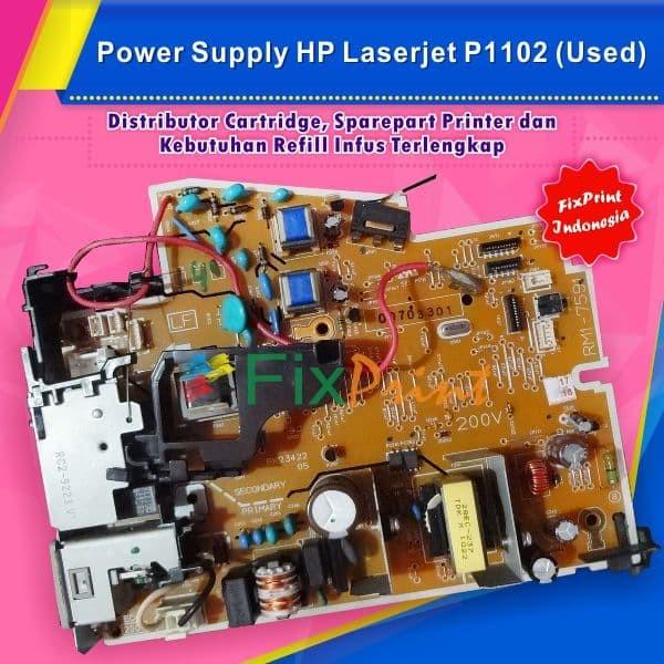 Power Supply Printer HP P1102 DC Controller Laserjet P1102 Original - New 3b37ef5fc3