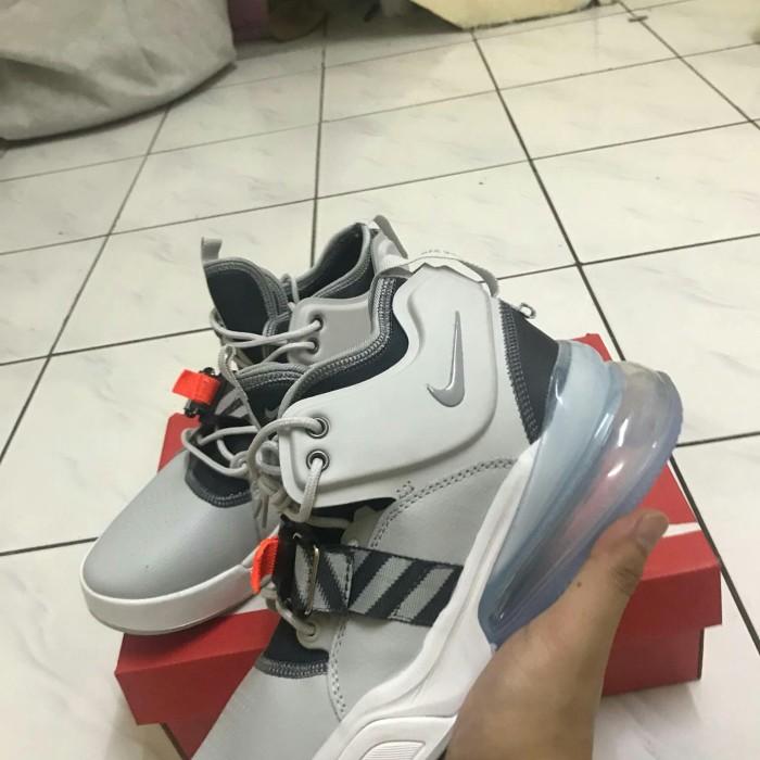 799f61f2280 Jual Sepatu Nike Air force one 270 Wolf GREY - DKI Jakarta - cahaya ...